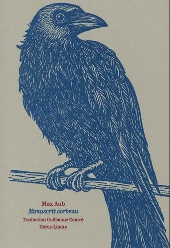 Couverture de Manuscrit Corbeau